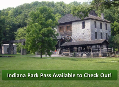 Indiana Park Pass Available to Check Out!