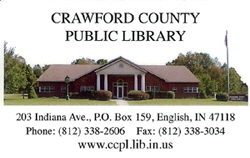 Crawford County Public Library Front